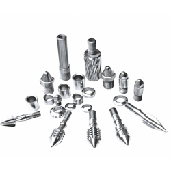 injection machine screw barrel