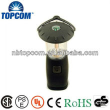best quality plastic 6 led camping lantern