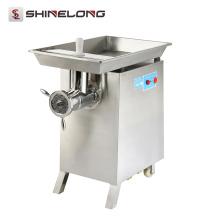 F057 picadora de carne eléctrica automática con mostrador