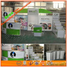 sales promotion booth advertising exhibition booth for exhibt fair and trade show
