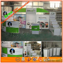 cabine da exposição da propaganda da cabine da promoção de vendas para a exposição justa e a feira profissional