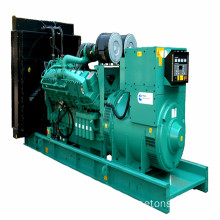 1100kVA Power Genset with Cummins Engine ETCG1100