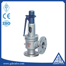 spring safety valve