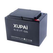 12V 55AH Lead-Acid batteries for three wheelers cars