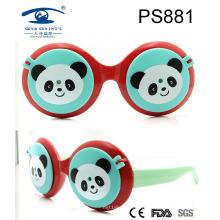 Panda Double-Deck Children Sunglasses, Kids Sunglasses, Soft Sunglasses