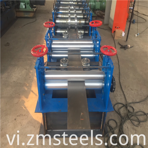 80-300 c purlin roll forming machine