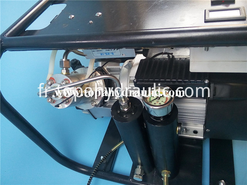 Mini auto cheap pcp compressor 300 bar