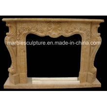 Home Decoration Cheap Marble Fireplace (SY-MF157)