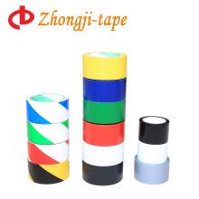 различные цвета материала PVC предупреждающая лента