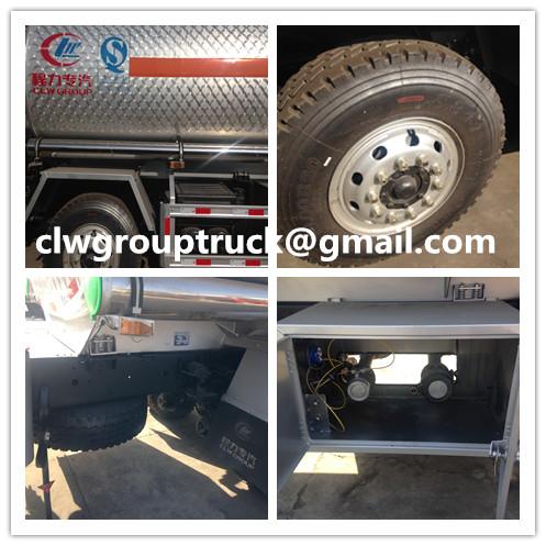 Fuel Truck Details