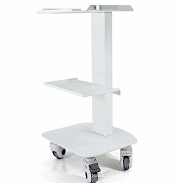 Especificación médica del carro de la carretilla de acero del hospital para el equipo dental de uso múltiple del salón del balneario