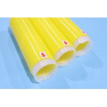 Yellow Silicone Rubber Material Cold Shrink Tube