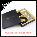 Silk Tie Hanky Cufflink Wallet Belt Gift Packaging Neckties Gift Box Set