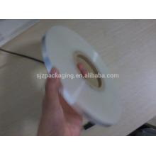 Film de polyester transparente pour condensateurs