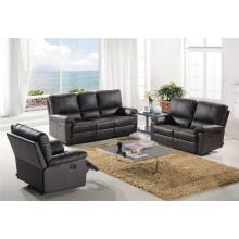 Living Room Sofa with Modern Genuine Leather Sofa Set (757)