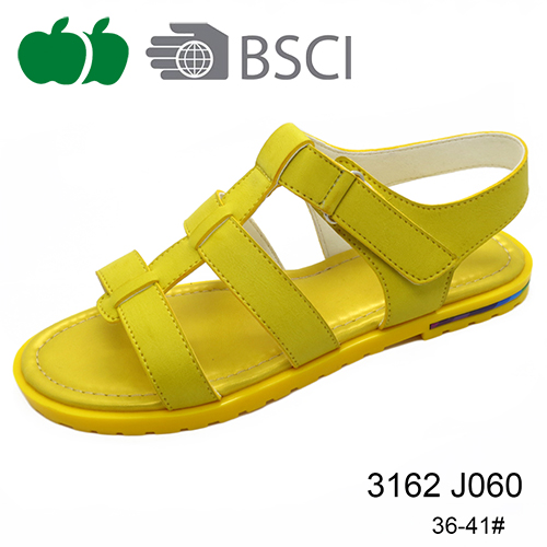 new style fashion flat sandals