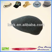 2014 nuevo y caliente de la lana de la venta 100% Hat