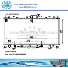 Radiateur de moteur automatique pour Mitsubishi Eclipse 06 OEM: MN180281