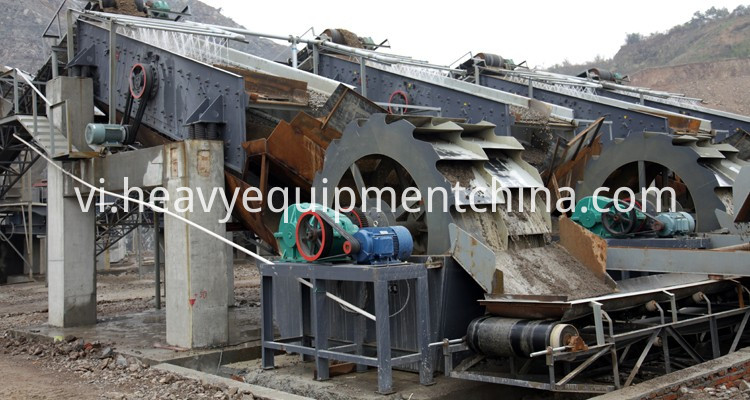 Aggregate Washing Plant For Sale