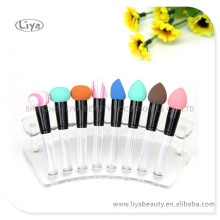12Pcs Creative Sponge Brush for Foundation and Powder