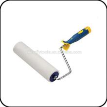 Mango de plástico de goma Cepillo de alta calidad vendedor caliente del rodillo de pintura