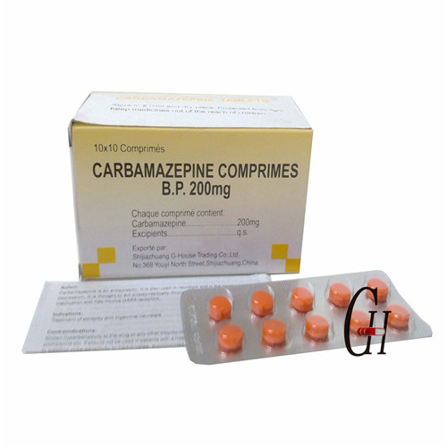 Carbamazepine Tablet BP 200mg