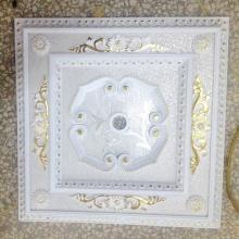 Architektonische Akzente Gilt Bracade Dekorative Künstlerische Decke Dl-1184-10