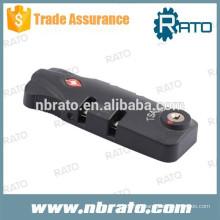 Combinação de ABS RP-160 TSA bloqueio de bagagem