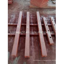 Дробилка квадратная сталь для экспорта