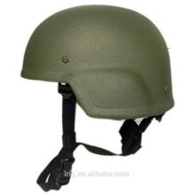 Antibullet Pasgt 9mm Kevlar Aramid NIJ IIIA 0101.06Bulletproof Helmet
