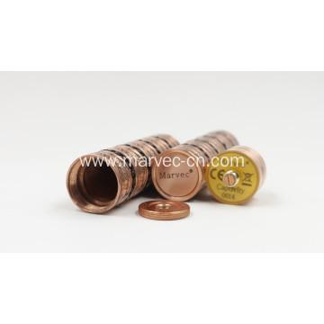 Pure copper material E-cigarette starter kits