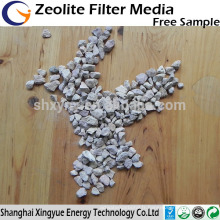 SiO2 68% zéolite grain 2-4mm Zéolite naturelle