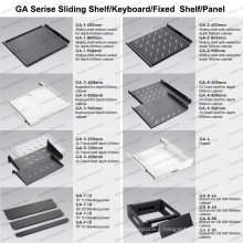 Ga Series Network Cabinet Accessories About Sliding Shelf/Keyboard/Fixed Shelf/Blanking Panel