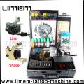 La plus nouvelle profession de haute qualité kits de machine de tatouage populaire sur vente chaude
