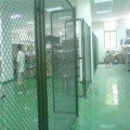 Chain Link Fence In Iron Wire Mesh