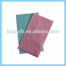 Anti-ibacterial Viscose/Polyester Spunlace Nonwoven Wipes
