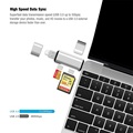 Type-c Otg TF Card Reader Usb Flash Drive