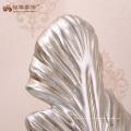 Artisanat créatif sculpture en feuille polyresine pour décoration studio design