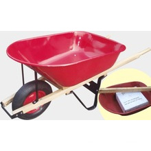 Popular Canada Wood Handle Wheelbarrow Wh6601