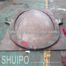 Hydraulic Dished End Configuring Machine/dished end machine/dished end flanging machine