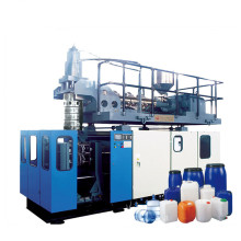 plastic paint bucket moulding machine