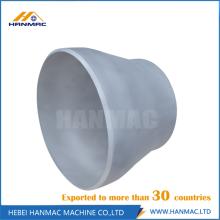 Tubo de aluminio ASTM B241 5083 6061 reductor