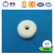 China supplier spare part high quality precision plastic gears and shaft for fan parts