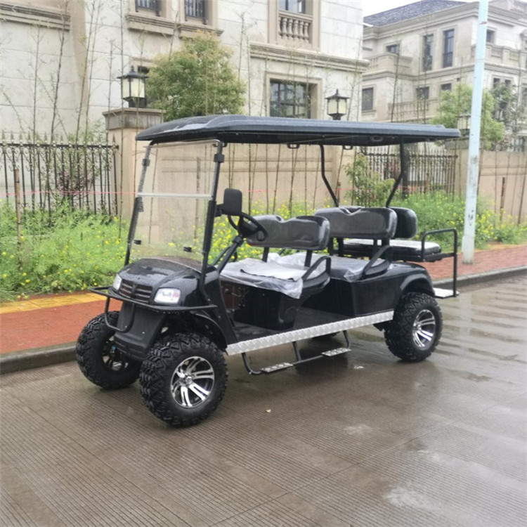 Purchase a Golf Cart