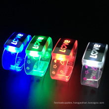 Love Lighting Led Wristband for Valentine