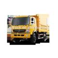 Dayun marca 6X2 drive dump truck para 10-28 metros cúbicos