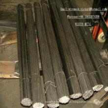 Alambre galvanizado del hierro del alambre del alambre del corte que corta hecho en China