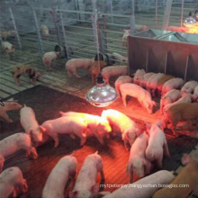 Top Quality Fiber Reinforced Farrowing Rearing Heat Pig Sow Hog Swine Feed Save Rubber Mat