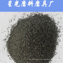 Grano de alúmina fundido de color marrón para el abrasivo aglomerado de resina