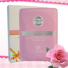 Nourishing Rose Facial Mask best quality of red wine brand